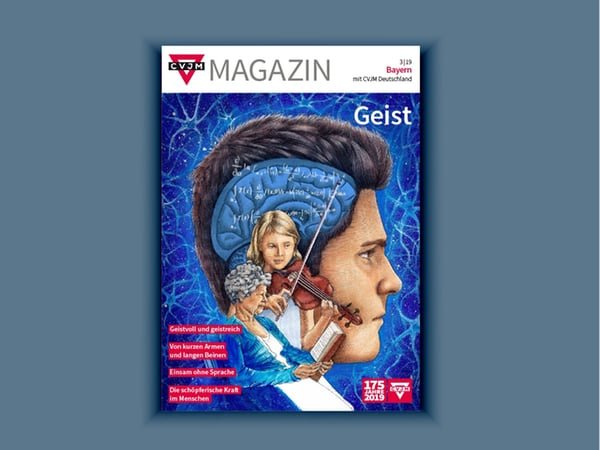Cover CVJM Magazin 3/19
